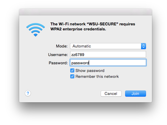 How do I connect to WSU-SECURE wireless? - Articles - C&IT